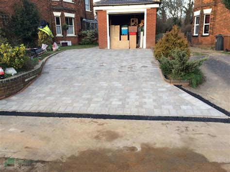 patio paving options driveway block paving signature driveways and patios
