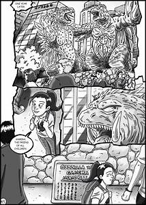 Godzilla vs. Gamera - Page 45 by kaijukid on DeviantArt