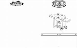 Download Kingsford Charcoal Grill 10040406 Manual And User