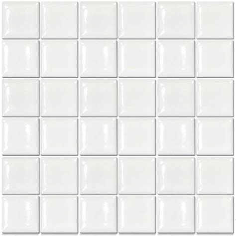 white porcelain mosaic tile ceramic pool gloss white mosaic tile