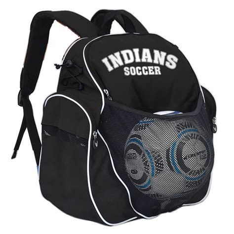 champro champro players soccer backpack black fitness