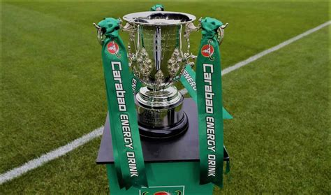 Carabao Cup: Arsenal, Chelsea, Man Utd uncover rivals ...