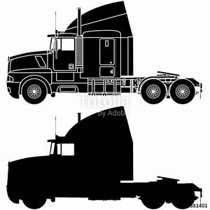 Kenworth Dump Truck Silhouette Pictures to Pin on ...