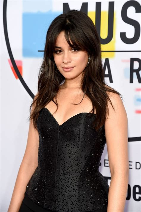 Camila Cabello American Music Awards Los Angeles