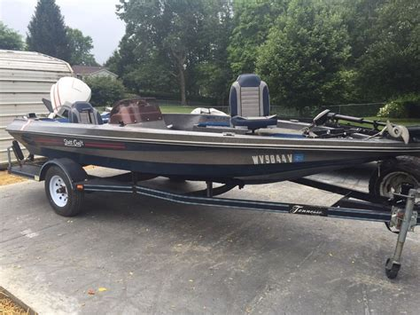 Bass Boats For Sale Usa by Stott Craft Bass Boat 1988 For Sale For 2 200 Boats