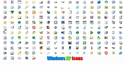 tour pc bureau windows xp icons by gothago229 on deviantart