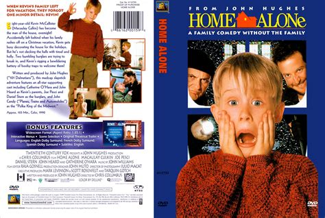 Home Alone Dvd Cover (1990) R1