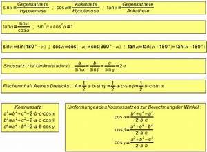 Sin Cos Tan Winkel Berechnen : 0910 unterricht mathematik 9a trigonometrie ~ Themetempest.com Abrechnung