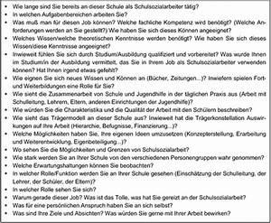 Einverständniserklärung Interview Bachelorarbeit : selbstverst ndnis von schulsozialarbeitern eine ~ Themetempest.com Abrechnung