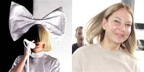 Sia Shows Her Face, Makes Rare Appearance Out Without Her