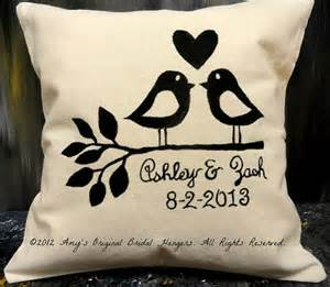 personalized wedding pillows personalized wedding pillows wedding pillows custom wedding
