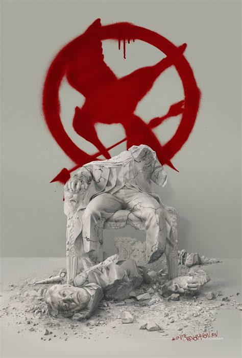 the hunger games mockingjay part 2 2015 poster 3