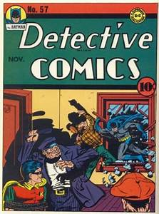 Detective Comics #40 - The Murders of Clayface (Issue)