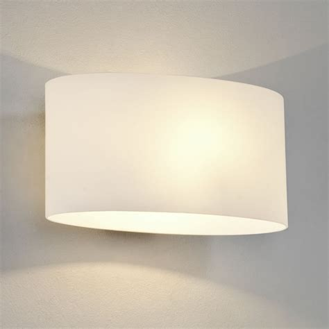 astro lighting 0472 tokyo white glass wall light