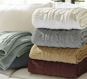 found it a semi chunky knit throw at pottery barn on With chunky knit blanket pottery barn