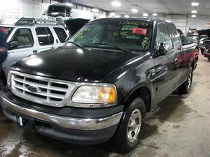 1999 Ford F150 Pickup 5spd Manual Transmission 74641 Miles