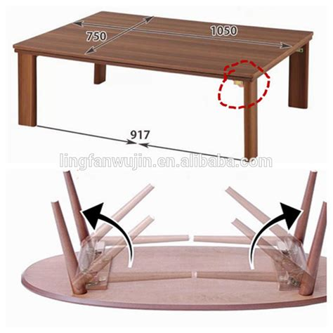 Hinged Brace For Folding Table, Folding Table Leg Bracket