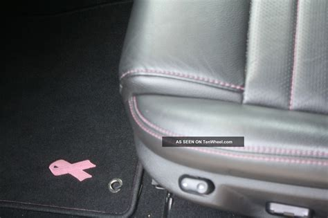 2009 Warriors In Pink Limited Edition Mustang