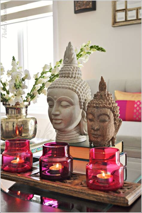 buddha decor ideas  pinterest buddha living