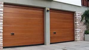 porte basculanti e sezionali per box flli carugo srl With porte box garage