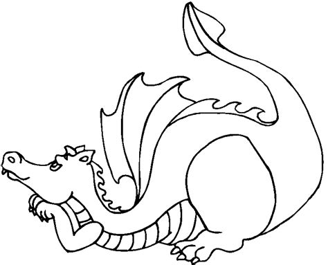 disegni da colorare animali fantastici disegni