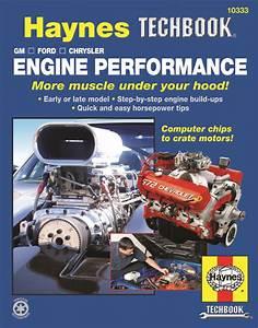 Engine Performance For Gm  Ford  U0026 Chrysler Haynes Techbook