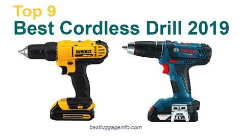 cordless drill  top   cordless drill