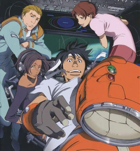 planetes  anime shelf