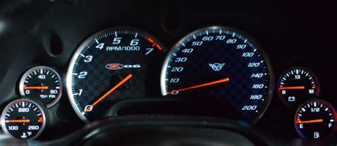 cars gauge cluster    font cars