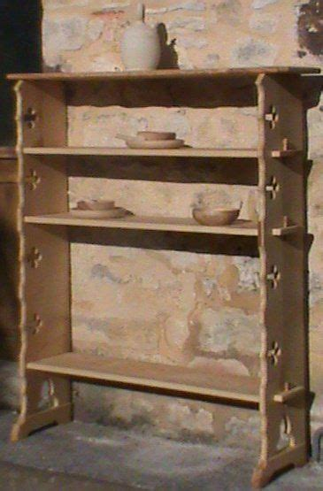 medieval furniture woodworking images