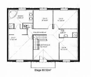 plan de maison gratuit avec dimensions ciabizcom With superb maison de la fenetre 16 bricobilly plans