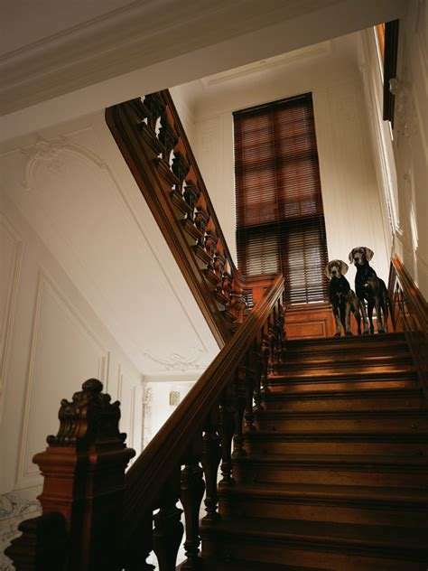 brede houten jaloezieen impressies van de bouw van het huis brede jaloezieen