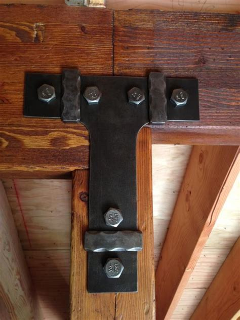 custom beam brackets buscar  google wood beams
