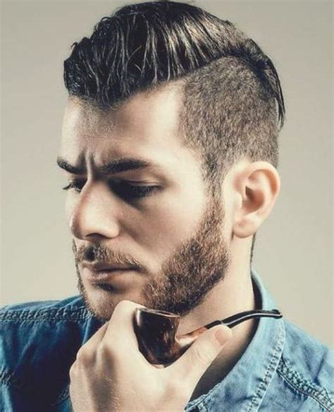 ten styles  beards  modern times barbershop spa