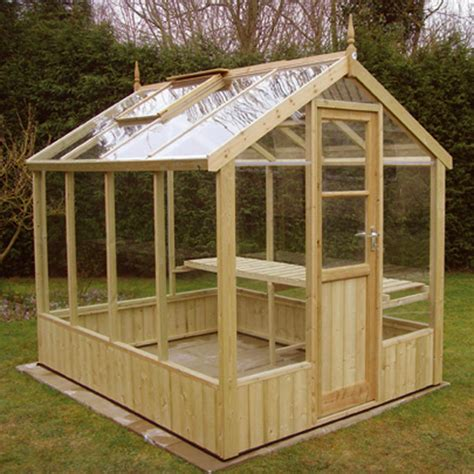 greenhouse wood  woodworking