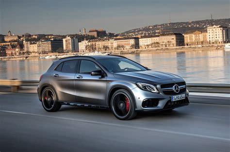 2018 Mercedesbenz Glaclass First Drive Review