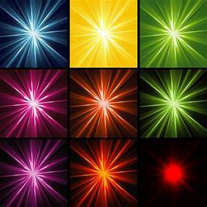 Light rays background Free vector in Encapsulated ...