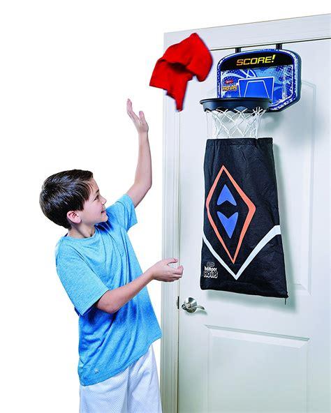 kids room basketball hoop  hamper laundry clothes