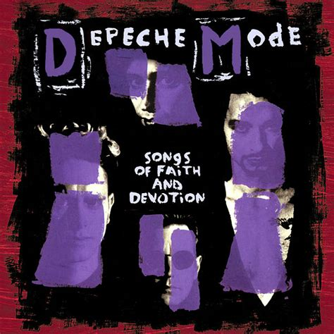 depeche mode devotion faith songs album cd albums 1993 dm sofad song covers band music 2006 spotify ultra remastered itunes