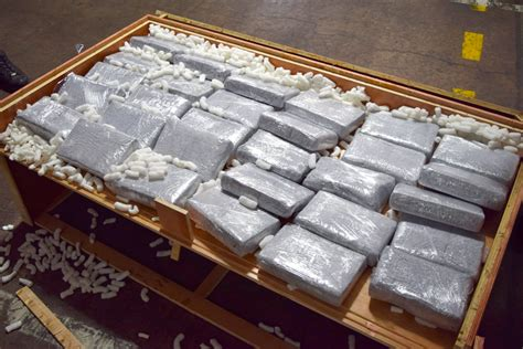Feds seize 709 pounds of cocaine at Philly port, largest