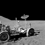 Apollo Moon Landing Pictures Have Cars