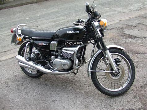 suzuki gt 380 suzuki gt 380 1976 vgc complete bike all working
