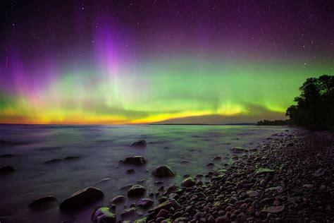 auroras  algoma northern ontario travel