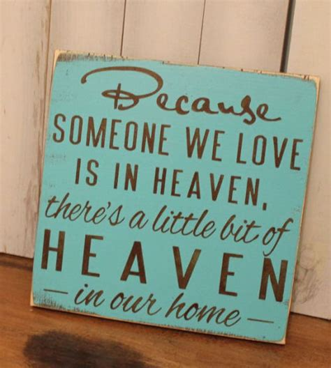 Someone In Heaven Quotes