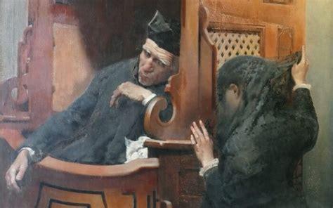 confess sins   priest  biblical evidence