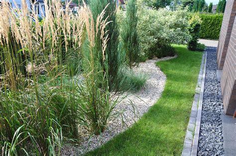 Gartengestaltung Mit Gräsern Und Kies by Gartengestaltung Mit Gr 228 Sern Und Kies Einzigartig Garten