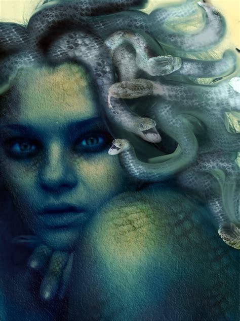 Medusa Greek Mythology Medusa