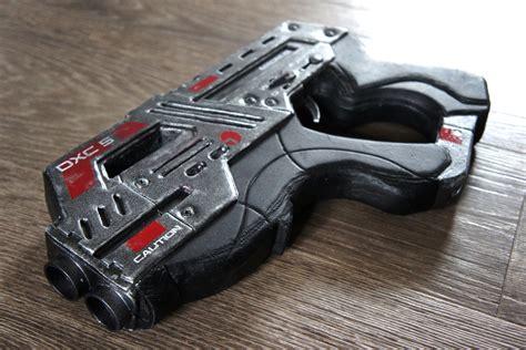 Carnifex Pistol By Littleblondegoth On