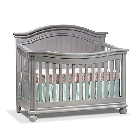 sorelle providence crib sorelle finley 4 in 1 convertible crib in grey bed