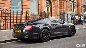 Bentley Continental Gt Speed : bentley continental gt speed 2012 gtx edition by onyx concept 7 january 2016 autogespot ~ Gottalentnigeria.com Avis de Voitures